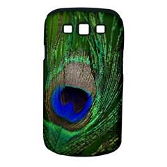 Peacock Samsung Galaxy S Iii Classic Hardshell Case (pc+silicone) by Siebenhuehner