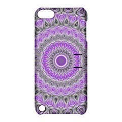 Mandala Apple Ipod Touch 5 Hardshell Case With Stand by Siebenhuehner