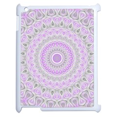 Mandala Apple Ipad 2 Case (white) by Siebenhuehner