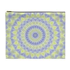 Mandala Cosmetic Bag (xl) by Siebenhuehner