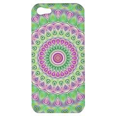 Mandala Apple Iphone 5 Hardshell Case by Siebenhuehner