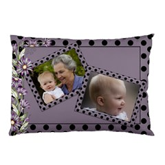 Memories Pillow Case (2 Sided) By Deborah   Pillow Case (two Sides)   7uxxvcpbg1m4   Www Artscow Com Front