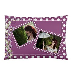 Our Memories Pillow Case (2 Sided) By Deborah   Pillow Case (two Sides)   S4elzh2d53kl   Www Artscow Com Front