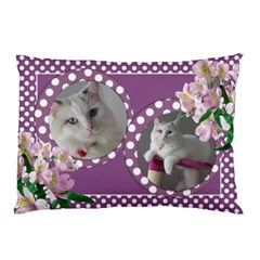Happy Days Pillow Case (2 Sided) By Deborah   Pillow Case (two Sides)   Pdy84igu75df   Www Artscow Com Front