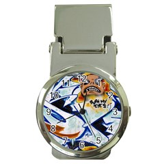 Graffity Money Clip With Watch by Siebenhuehner