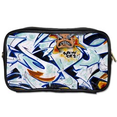 Graffity Travel Toiletry Bag (two Sides) by Siebenhuehner