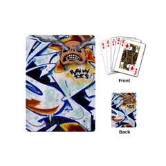 Graffity Playing Cards (mini) by Siebenhuehner