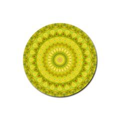 Mandala Drink Coaster (round) by Siebenhuehner