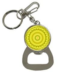 Mandala Bottle Opener Key Chain by Siebenhuehner
