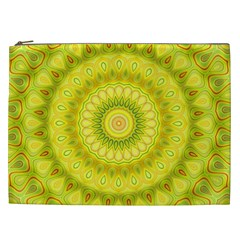 Mandala Cosmetic Bag (xxl) by Siebenhuehner