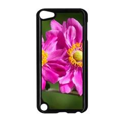 Flower Apple Ipod Touch 5 Case (black) by Siebenhuehner