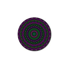 Mandala Golf Ball Marker 4 Pack by Siebenhuehner