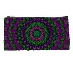Mandala Pencil Case by Siebenhuehner
