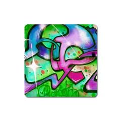 Graffity Magnet (square)
