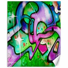 Graffity Canvas 11  x 14  (Unframed)