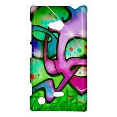 Graffity Nokia Lumia 720 Hardshell Case by Siebenhuehner
