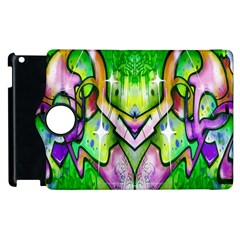 Graffity Apple Ipad 3/4 Flip 360 Case by Siebenhuehner