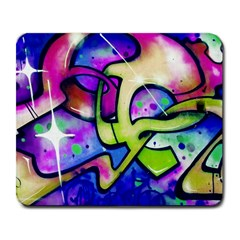 Graffity Large Mouse Pad (rectangle) by Siebenhuehner