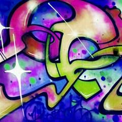 Graffity Canvas 12  X 12  (unframed) by Siebenhuehner