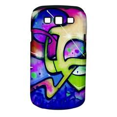 Graffity Samsung Galaxy S Iii Classic Hardshell Case (pc+silicone) by Siebenhuehner
