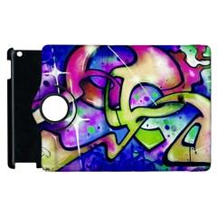 Graffity Apple Ipad 3/4 Flip 360 Case by Siebenhuehner