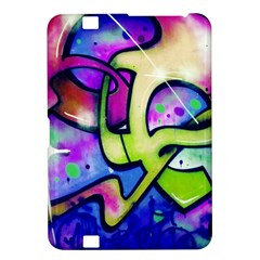 Graffity Kindle Fire Hd 8 9  Hardshell Case by Siebenhuehner