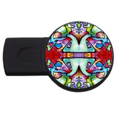 Graffity 4gb Usb Flash Drive (round) by Siebenhuehner