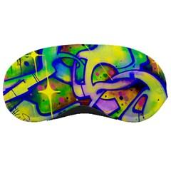 Graffity Sleeping Mask by Siebenhuehner