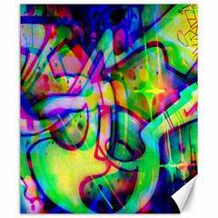 Graffity Canvas 20  X 24  (unframed) by Siebenhuehner