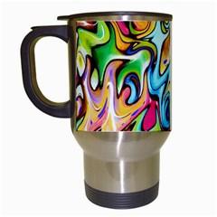 Graffity Travel Mug (White)