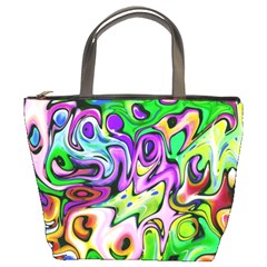 Graffity Bucket Handbag by Siebenhuehner