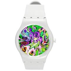 Graffity Plastic Sport Watch (medium) by Siebenhuehner