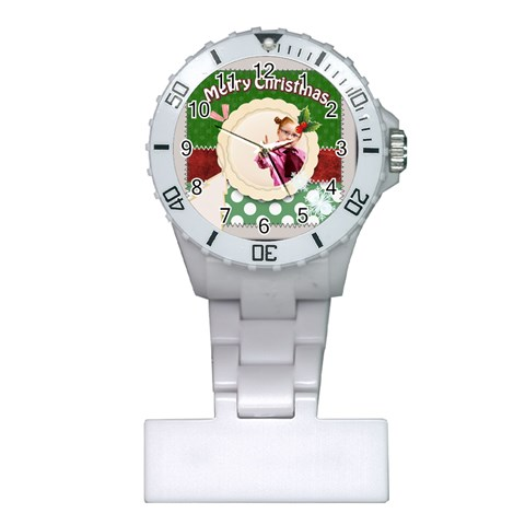 Xmas By Joely   Plastic Nurses Watch   Bv5p69vah97e   Www Artscow Com Front