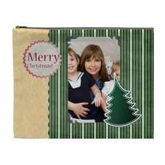 Mery Christmas By Joely   Cosmetic Bag (xl)   Jbfdvecuybbu   Www Artscow Com Front