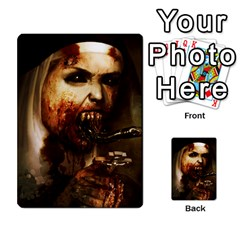 Dfbp By Pascal Oliet   Multi Purpose Cards (rectangle)   2epw0v18cggw   Www Artscow Com Back 25