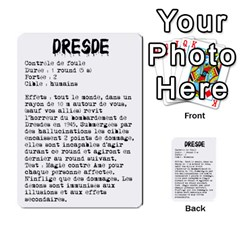 Dfbp By Pascal Oliet   Multi Purpose Cards (rectangle)   2epw0v18cggw   Www Artscow Com Front 31