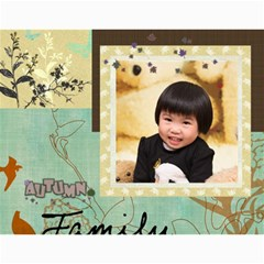 Momo Calendar By Miky Yuen   Wall Calendar 11  X 8 5  (12 Months)   521r51h7pqg8   Www Artscow Com Month