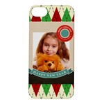 merry christmas - Apple iPhone 5S/ SE Hardshell Case