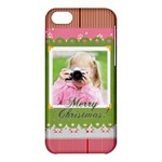 merry christmas - Apple iPhone 5C Hardshell Case