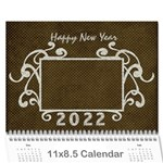 2015 Calender Beloved - Wall Calendar 11  x 8.5  (12-Months)