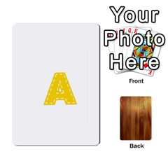 Study Card By Divad Brown   Playing Cards 54 Designs   Bs21use55g9l   Www Artscow Com Front - Joker2