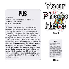Dfbop 2 By Pascal Oliet   Multi Purpose Cards (rectangle)   Z29o60lpd4pj   Www Artscow Com Front 51