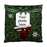 Christmas To Remember Cushion Case (2 Sides) - Standard Cushion Case (Two Sides)