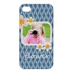 flower kids - Apple iPhone 4/4S Premium Hardshell Case