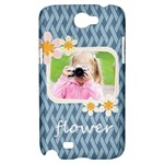 flower kids - Samsung Galaxy Note 2 Hardshell Case