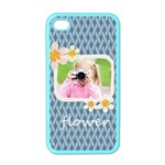 flower kids - Apple iPhone 4 Case (Color)