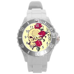 Skeleton Plastic Sport Watch (large) by Contest1704393