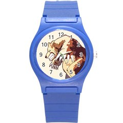 Bear Time Plastic Sport Watch (Small) by Contest1780262