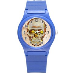 Warm Skull Plastic Sport Watch (small) by Contest1775858