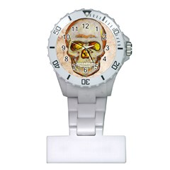 Warm Skull Nurses Watch by Contest1775858